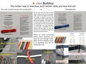 Anchor Buddies ebay