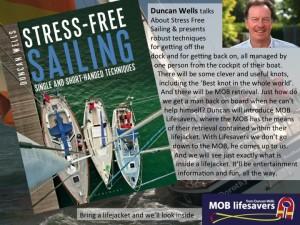 Stress Free Sailing generic poster